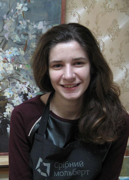 Olena Mishina