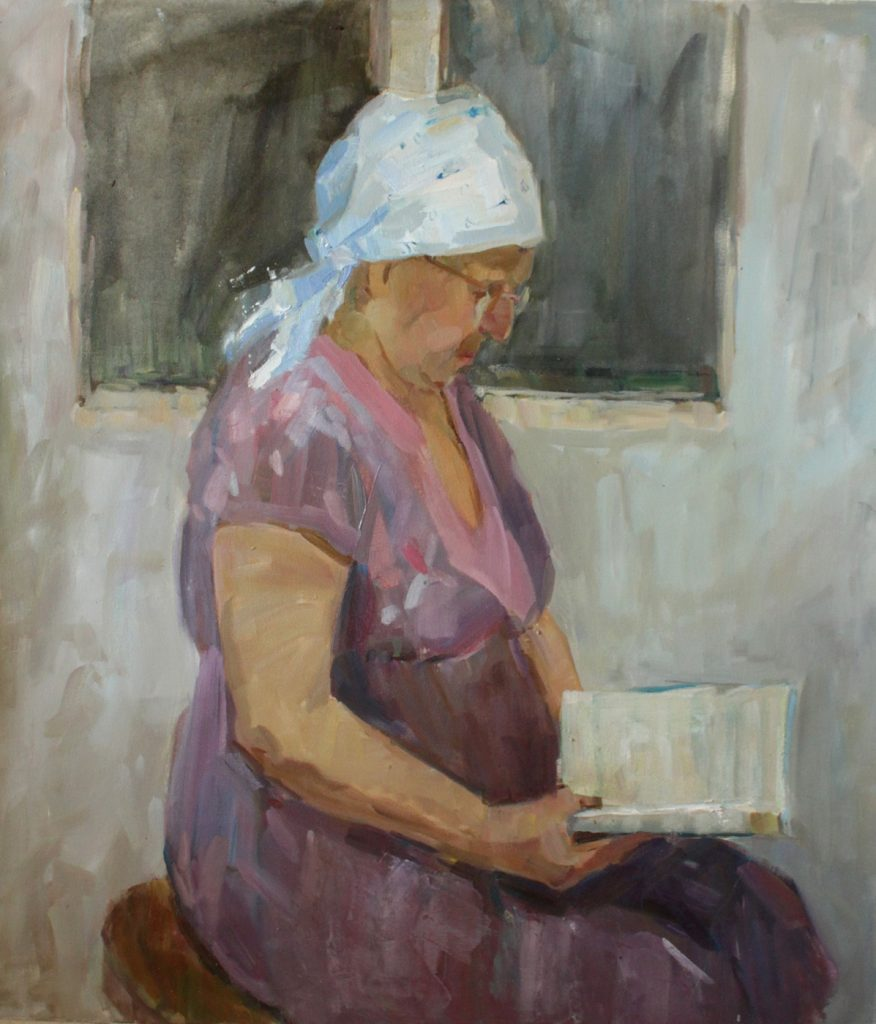 Grandmother Valya