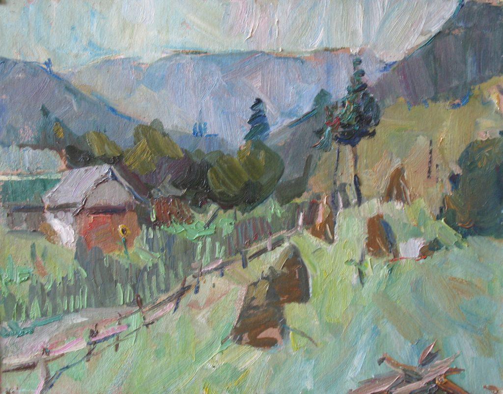Kamenka Carpathians