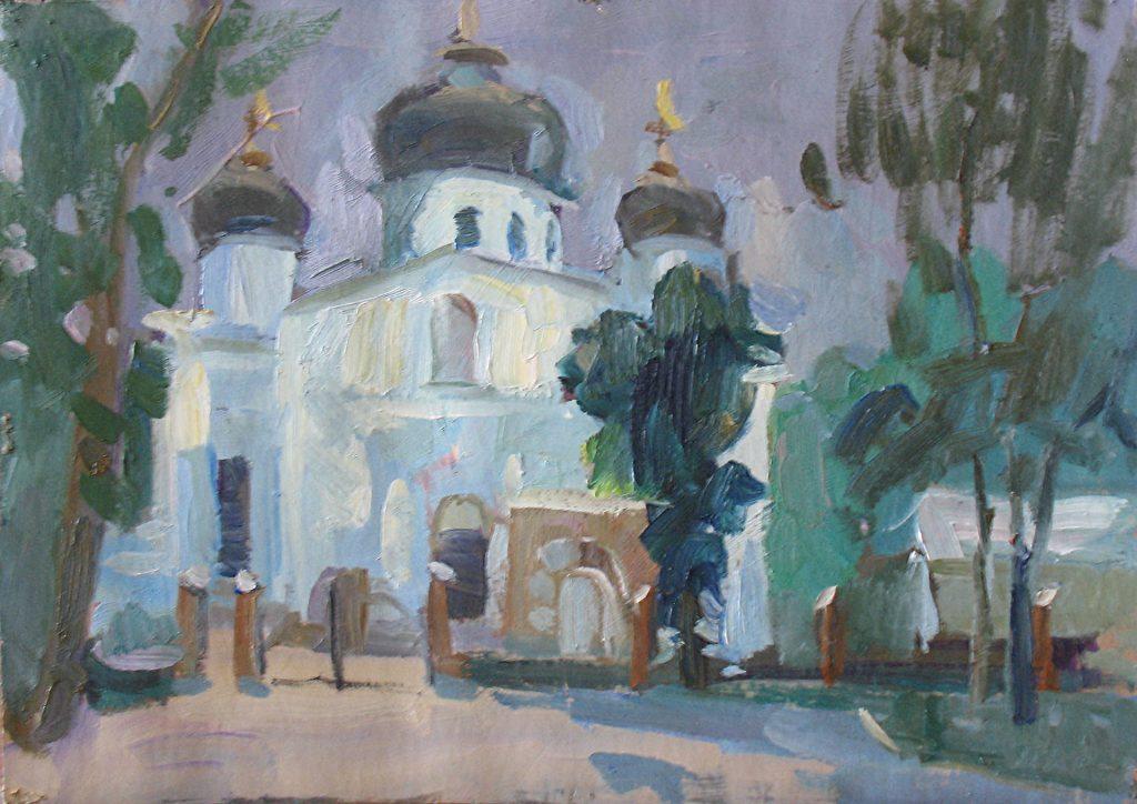 Kharkov Church of the beheading of John the Baptist
