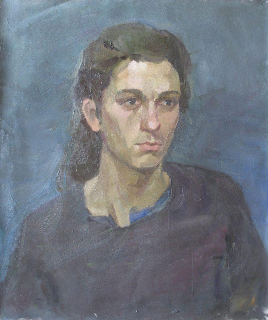 Male academic portrait