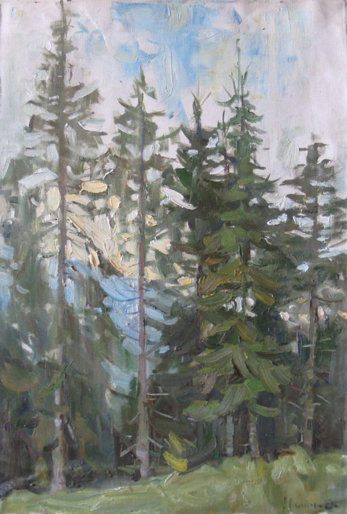 Smereka (pine)