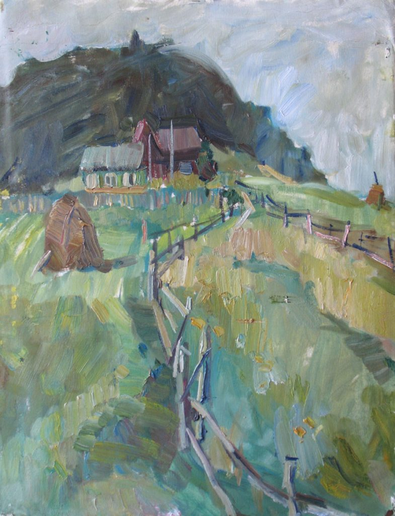 Carpathians Hills