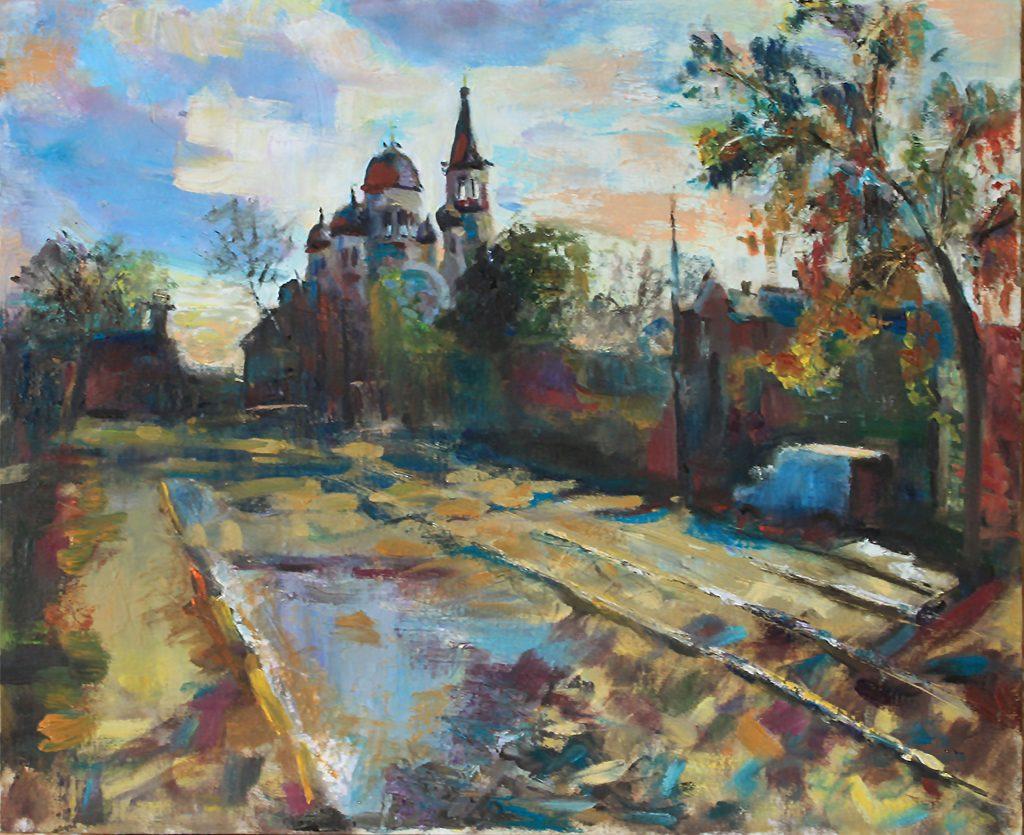 Осенний Харьков