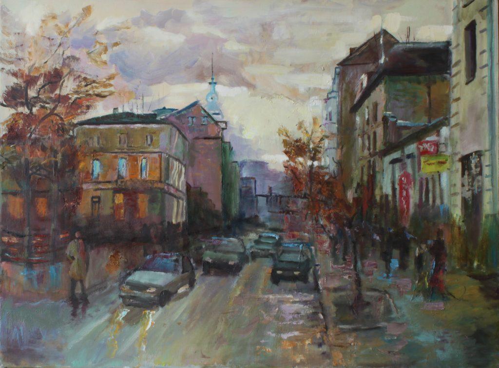 Харьков. улица Рымарская