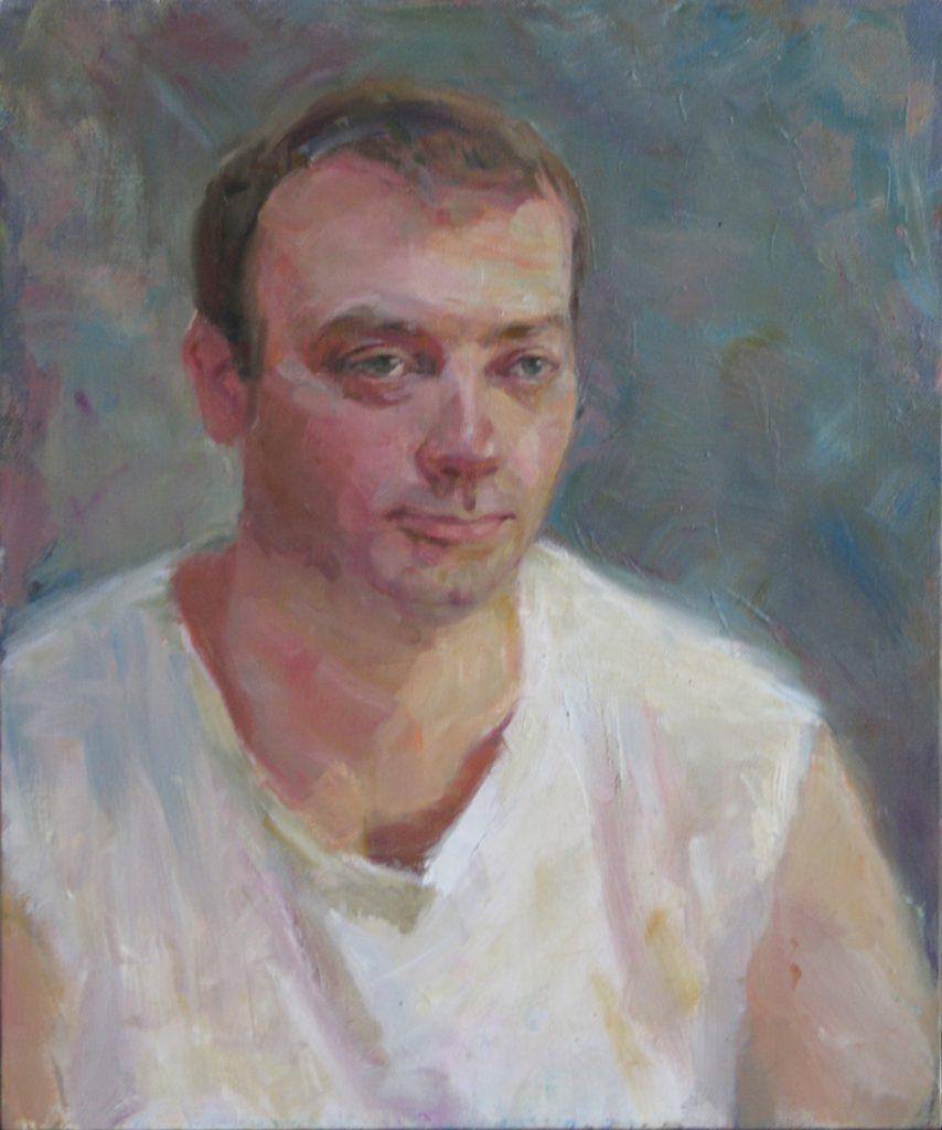 Портрет мужчины (Евгений Островский)