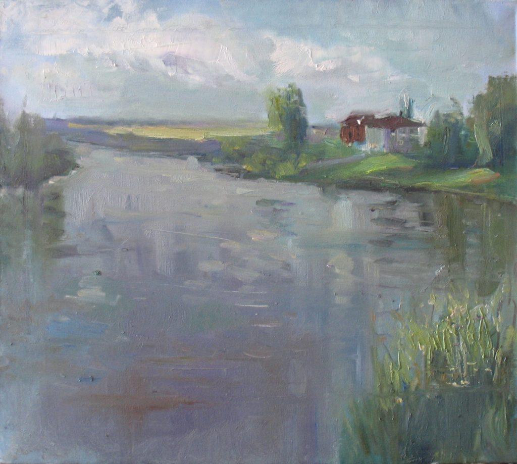 Olhovskoe reservoir